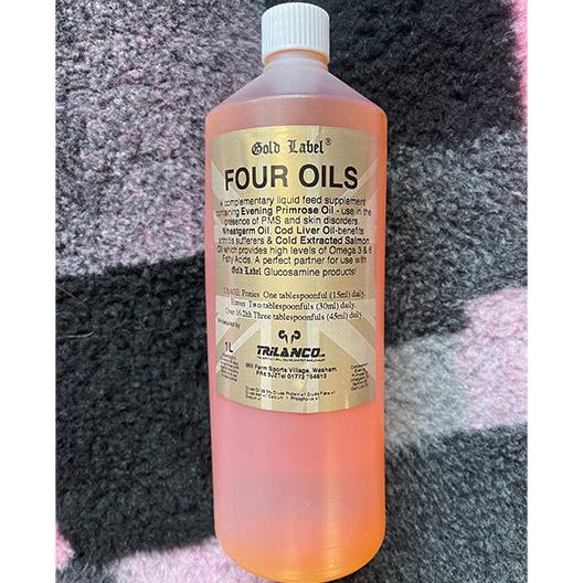 Four oils 1 litre_