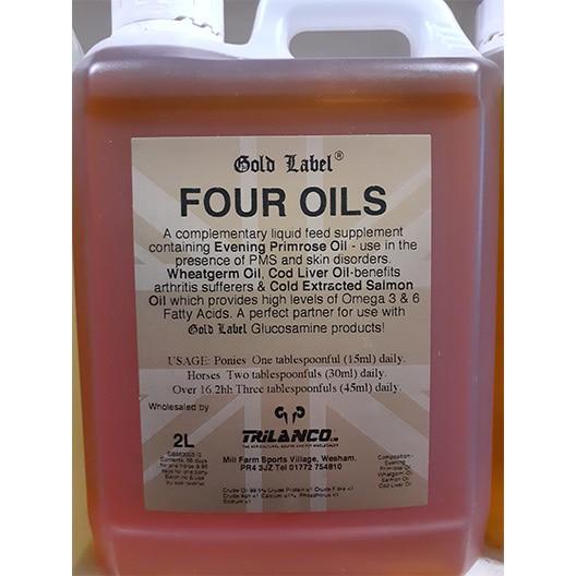Four oils 2 litre_